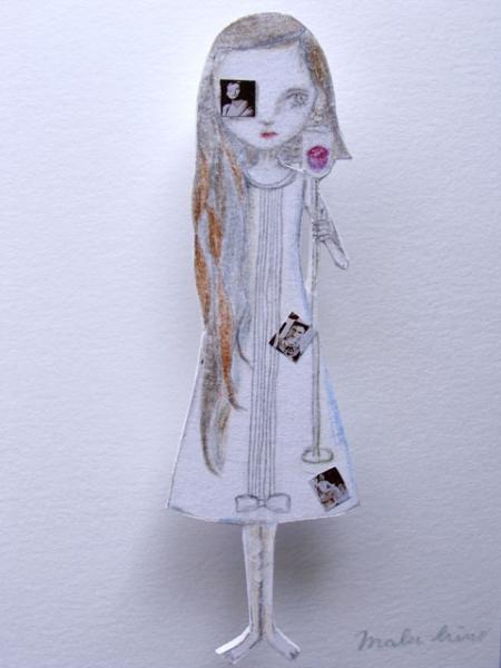 細い線  fade away  (2010)
